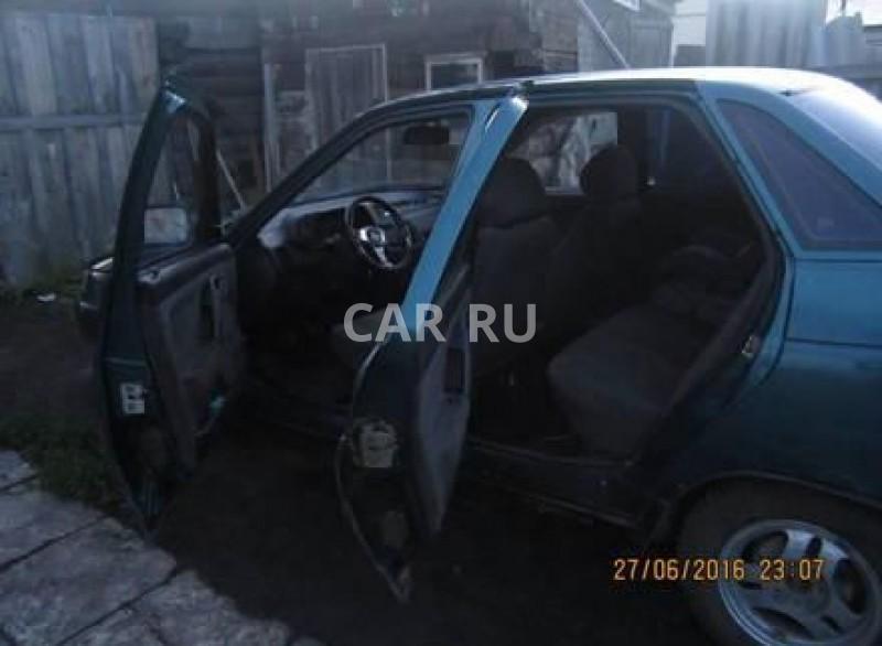 Lada 2110, Барабинск