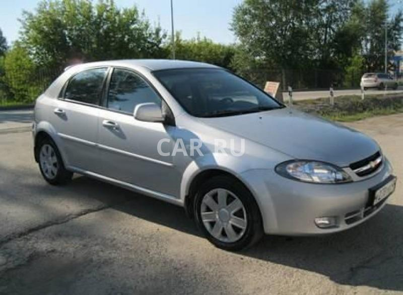 Chevrolet Lacetti, Белово