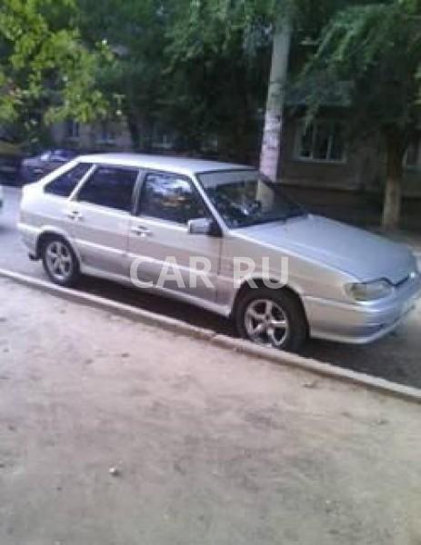 Lada 2114, Астрахань