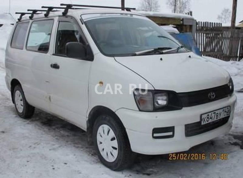 Toyota Town Ace Noah, Белово