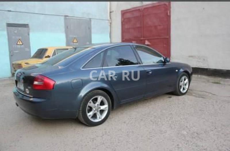 Audi A6, Армянск