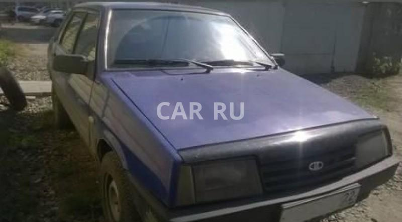 Lada 21099, Барнаул
