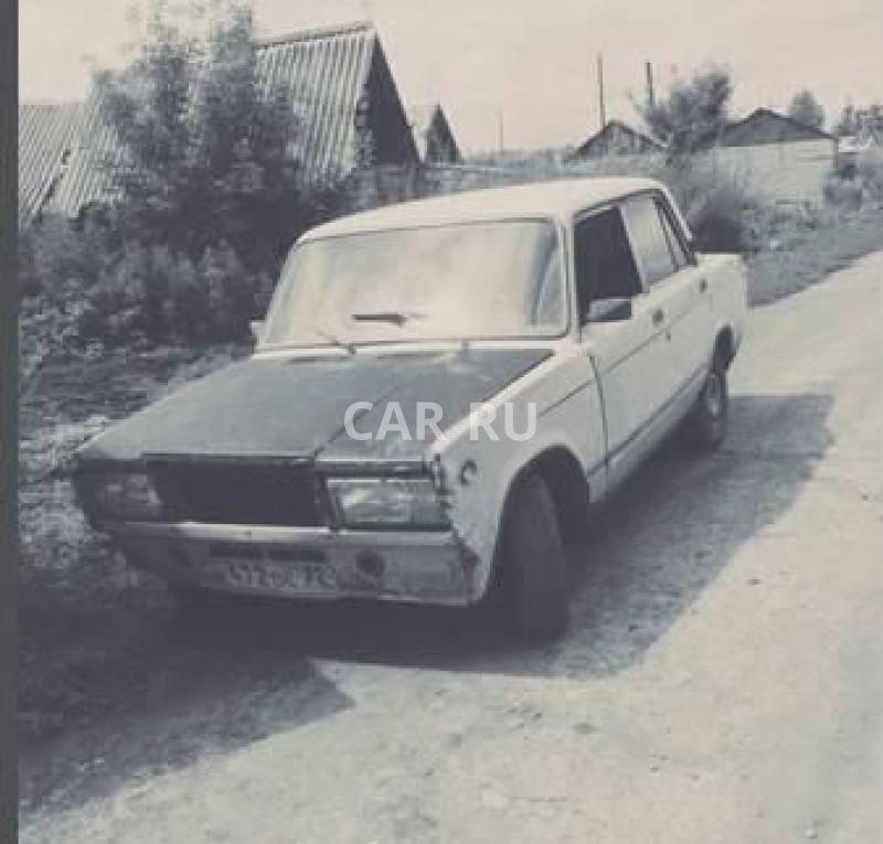 Лада 2107, Барнаул