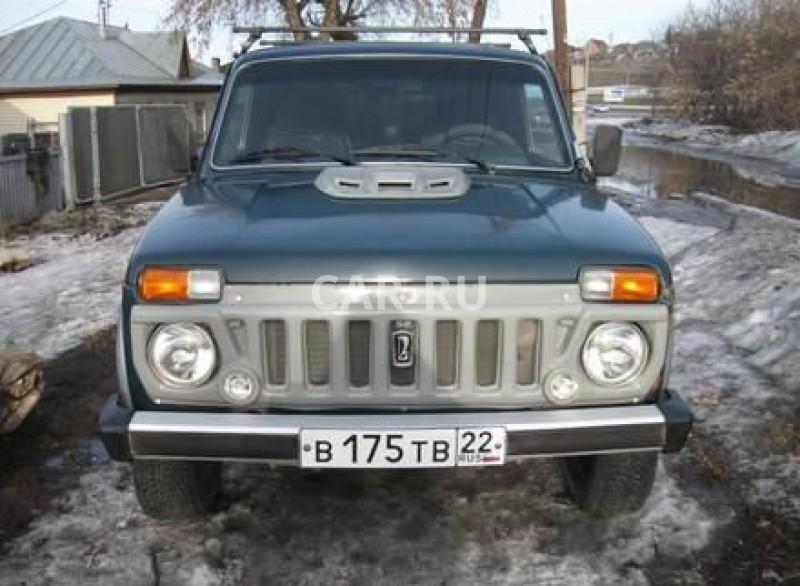 Лада Niva, Барнаул