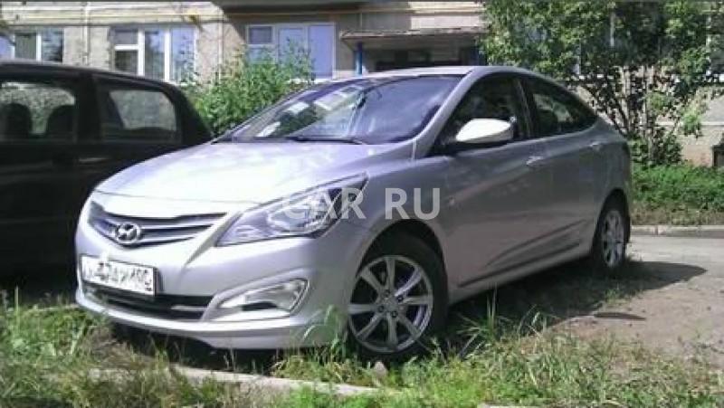 Hyundai Solaris, Авдон