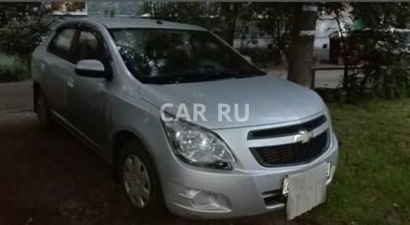 Chevrolet Cobalt, Барнаул