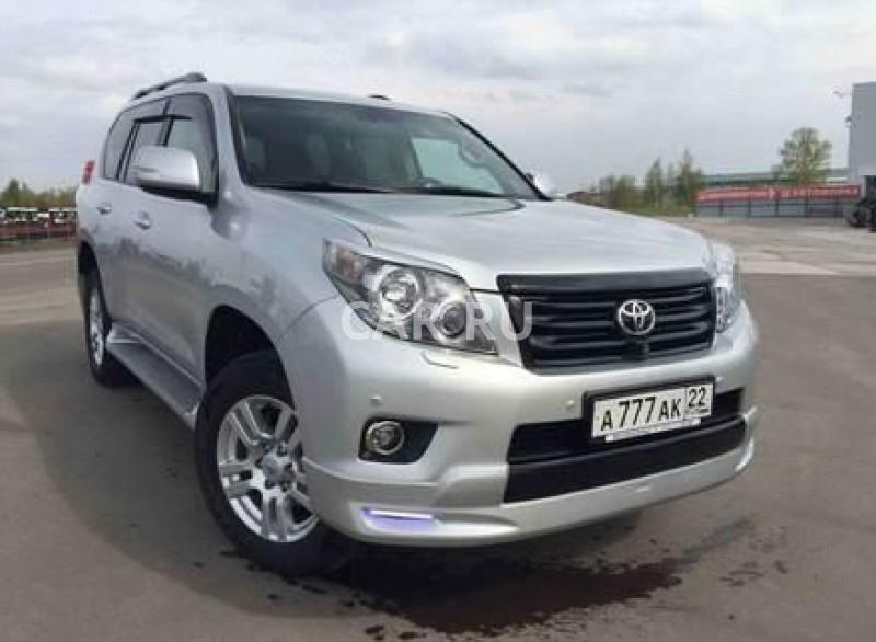 Toyota Land Cruiser Prado, Барнаул