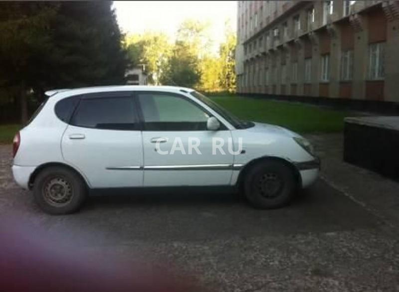 Toyota Duet, Барнаул