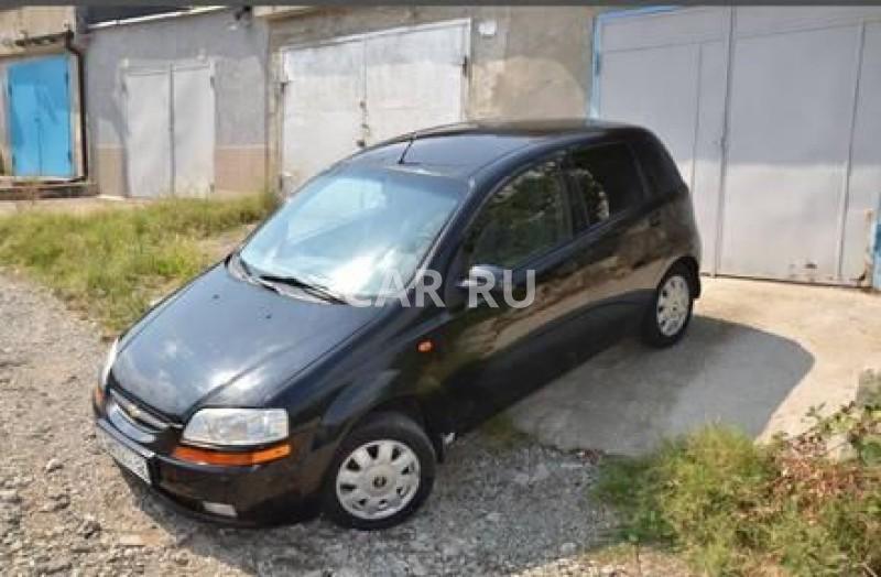 Chevrolet Aveo, Алушта