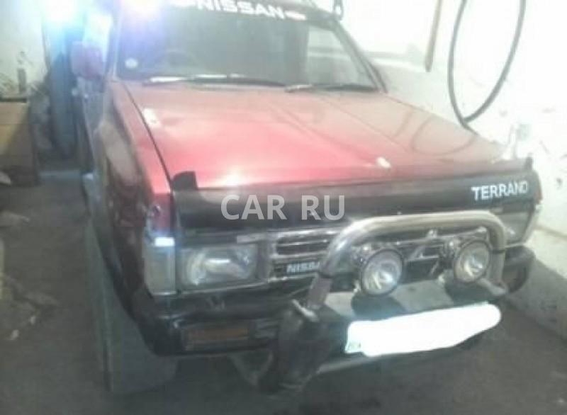 Nissan Terrano, Акша