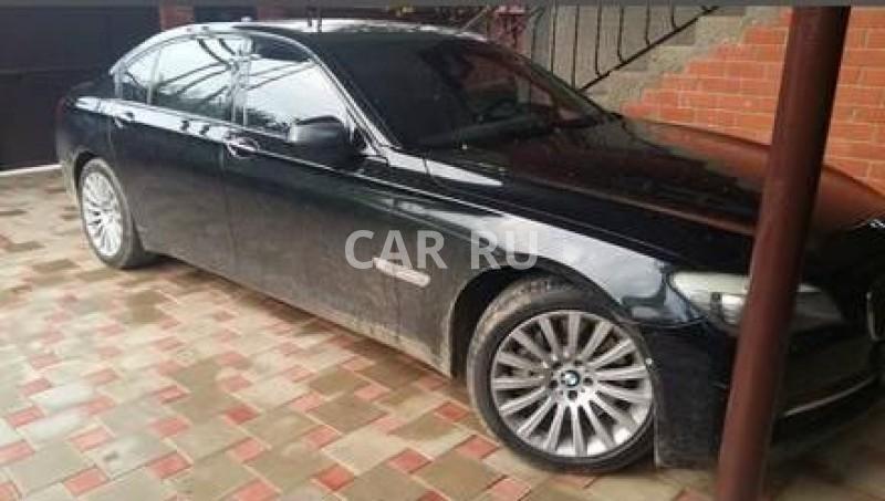 BMW 7-series, Афипский