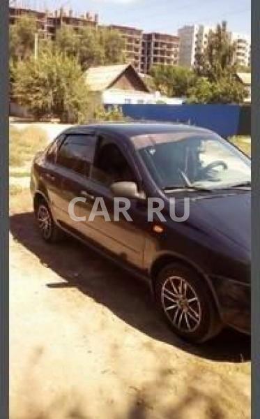 Lada Kalina, Астрахань