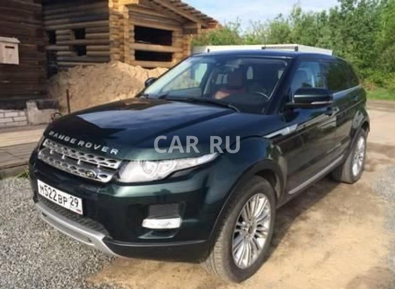 Land Rover Range Rover Evoque, Архангельск