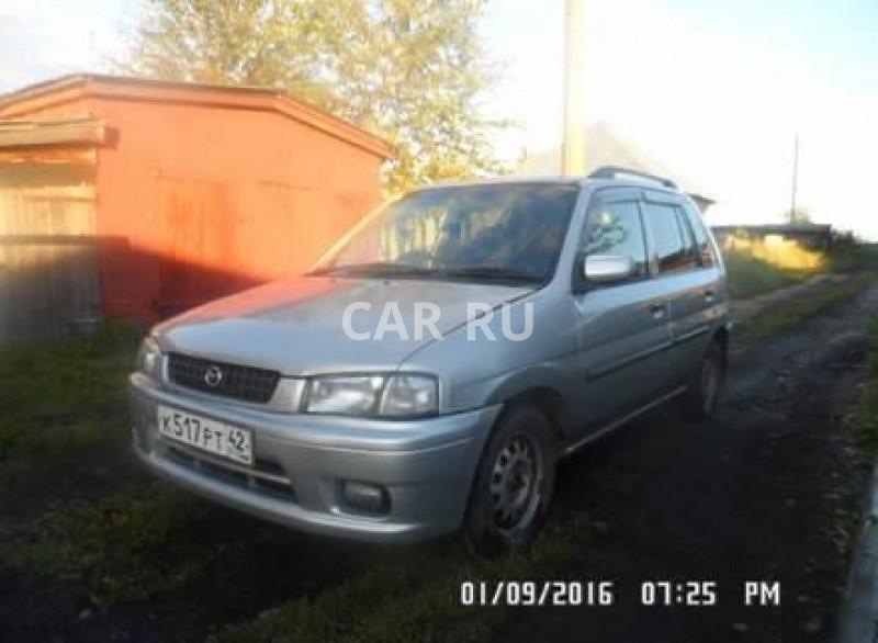 Mazda Demio, Анжеро-Судженск