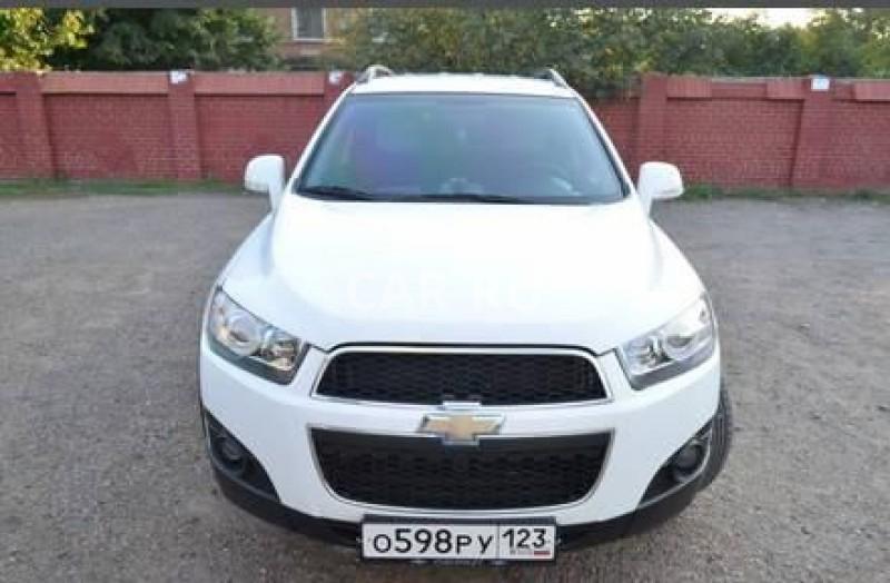Chevrolet Captiva, Армавир