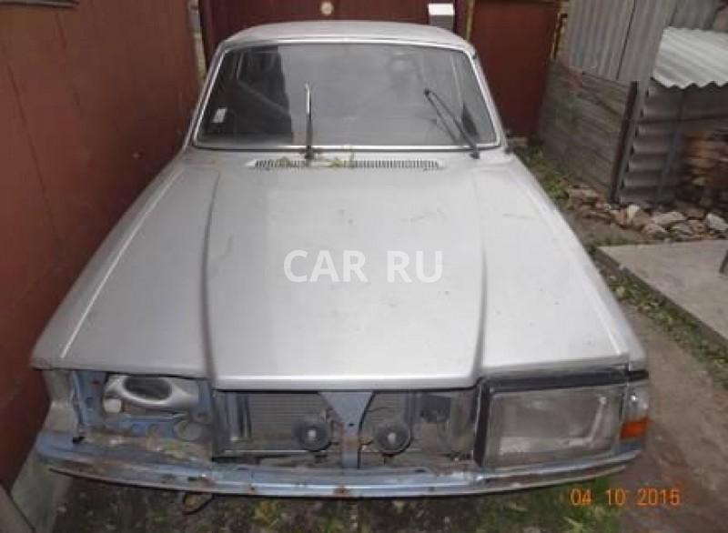 Volvo 240, Барнаул