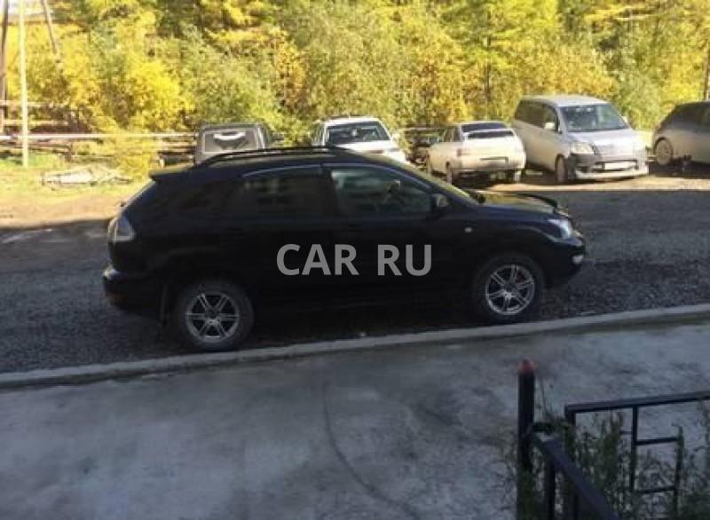 Lexus RX, Айхал