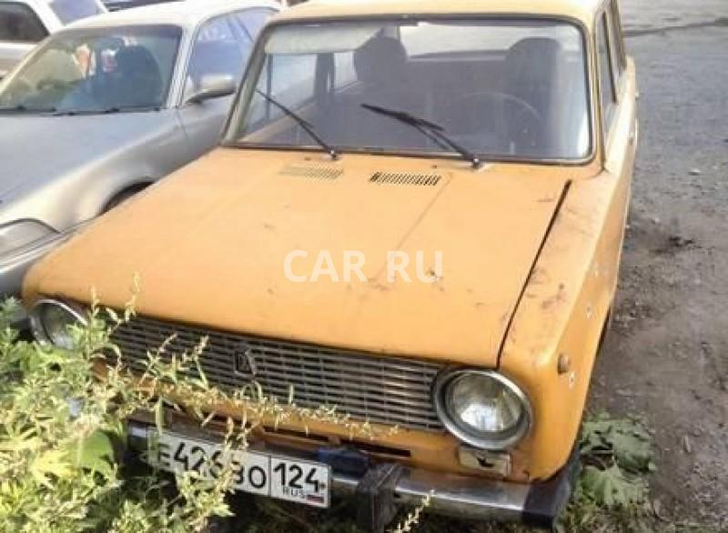 Lada 2101, Ачинск