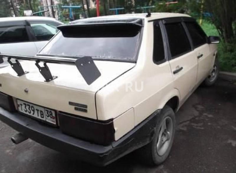 Lada 21099, Ангарск