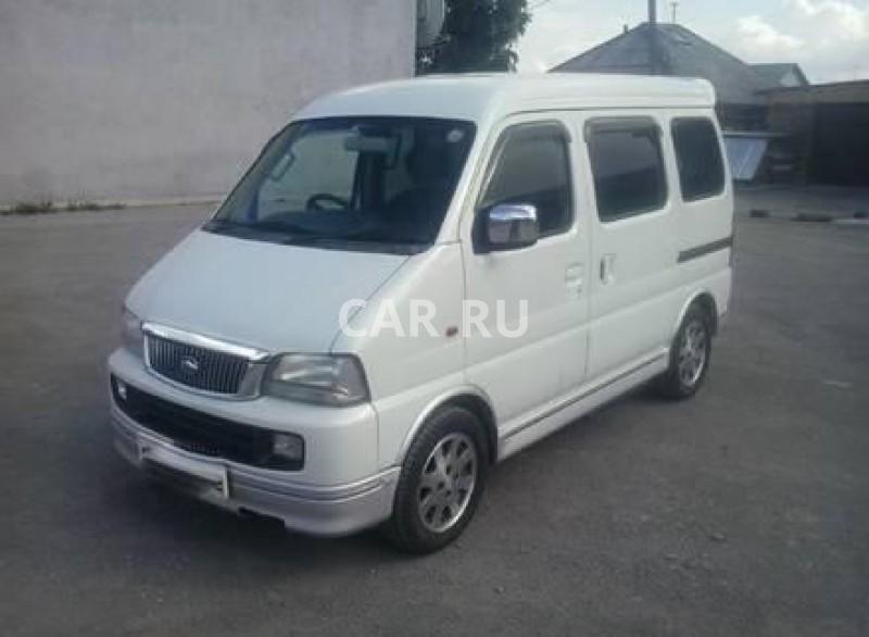 Suzuki Every, Белово