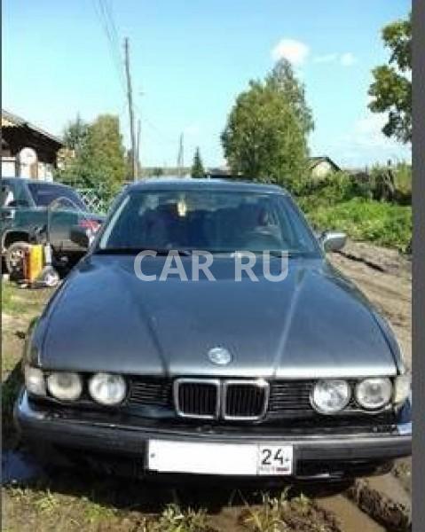 BMW 7-series, Балахта