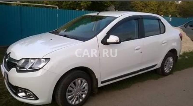 Renault Logan, Балаково