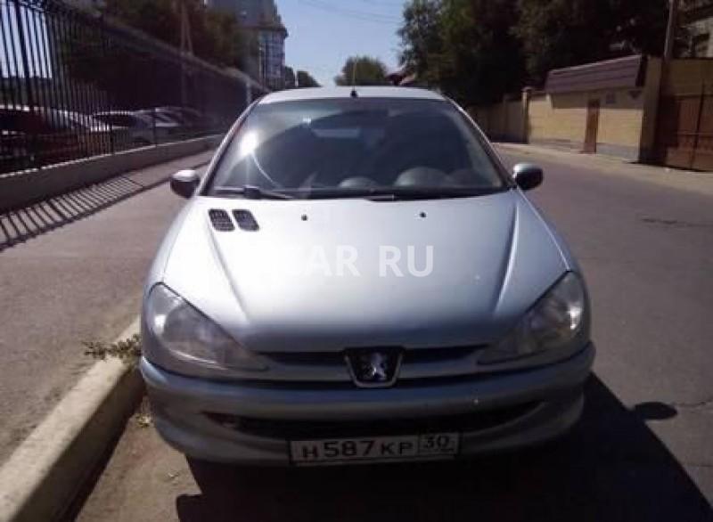 Peugeot 206, Астрахань