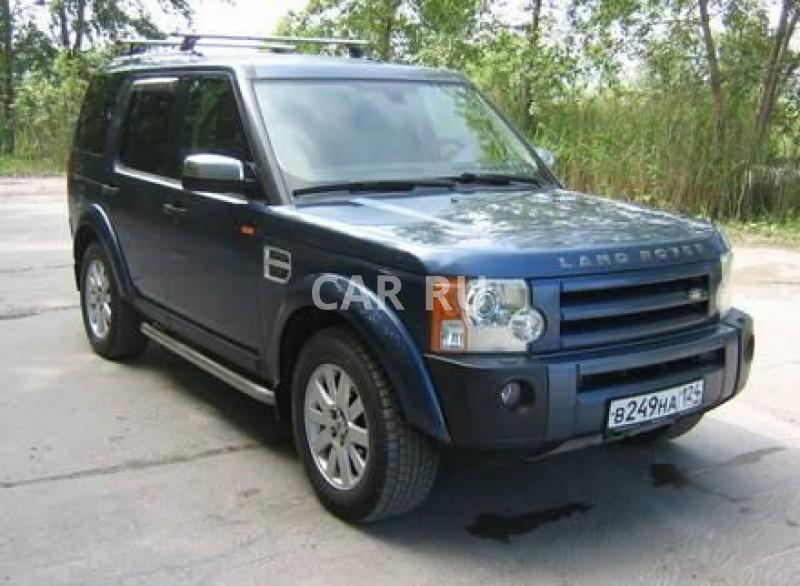 Land Rover Discovery, Ачинск