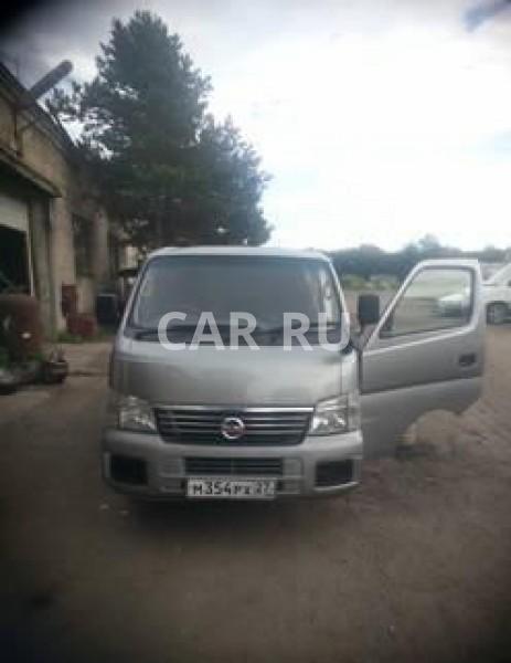 Nissan Caravan, Белогорск