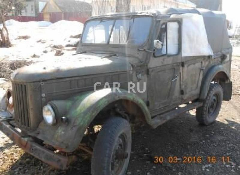 Уаз 469, Архангельское