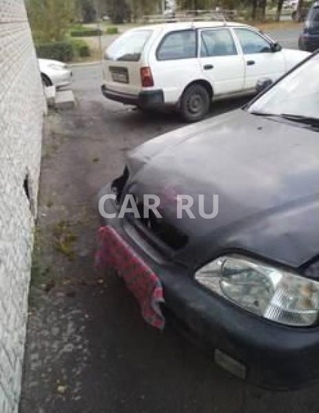 Honda Integra, Алтайское