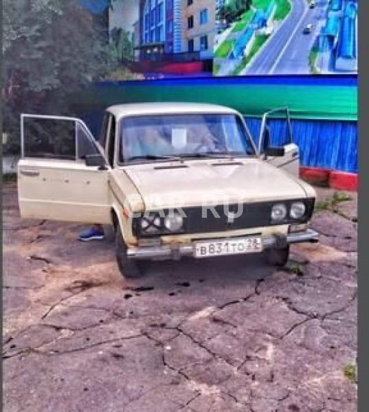 Лада 2106, Белогорск