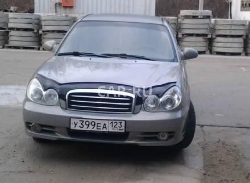 Hyundai Sonata, Архипо-Осиповка