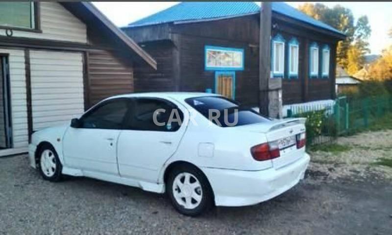 Nissan Primera, Анжеро-Судженск