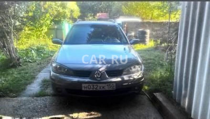 Renault Laguna, Бахчисарай