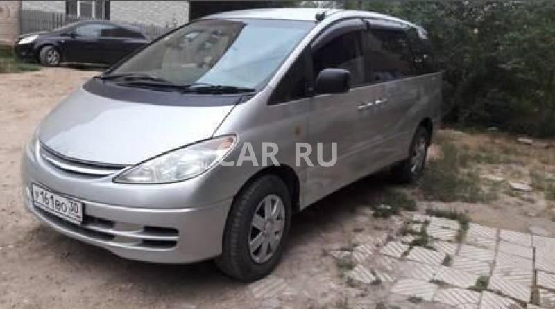 Toyota Estima, Астрахань