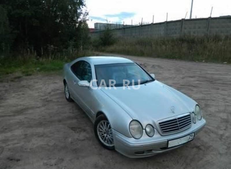 Mercedes CLK-Class, Архангельск