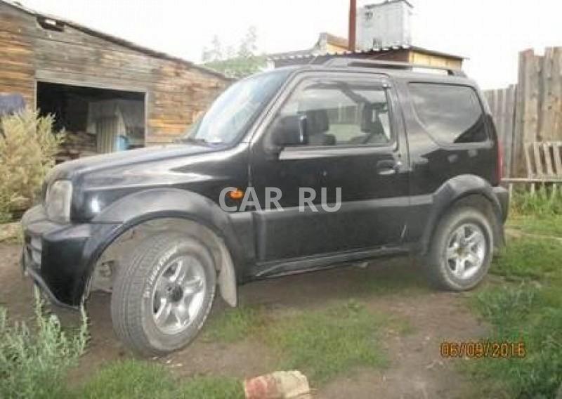 Suzuki Jimny, Барнаул