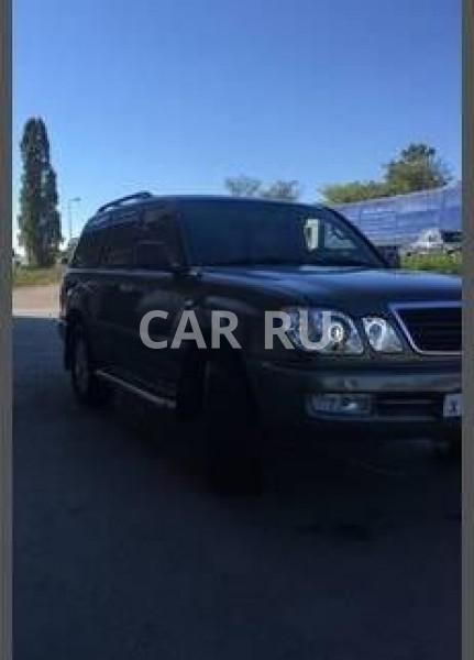 Lexus LX, Армянск