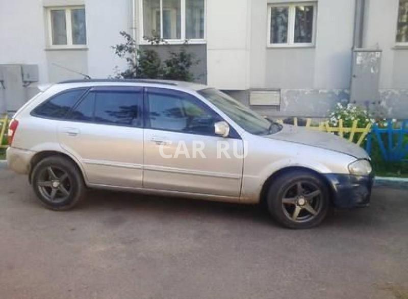 Mazda Familia S-Wagon, Ангарск