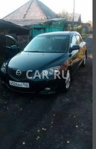 Mazda Axela, Анжеро-Судженск
