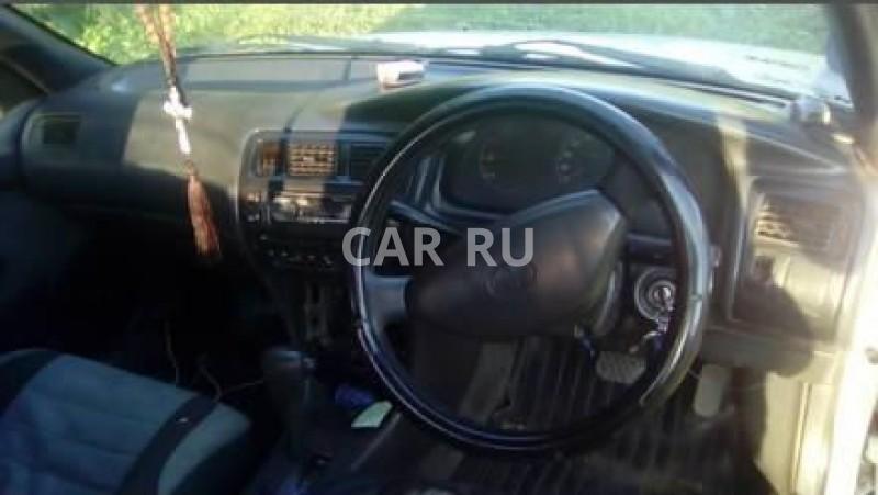 Toyota Sprinter, Белово