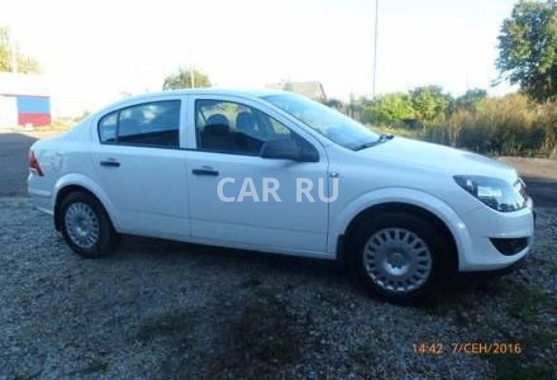 Opel Astra Family, Анжеро-Судженск