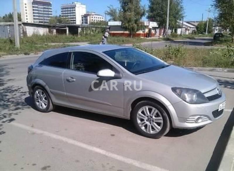 Opel Astra GTC, Барнаул