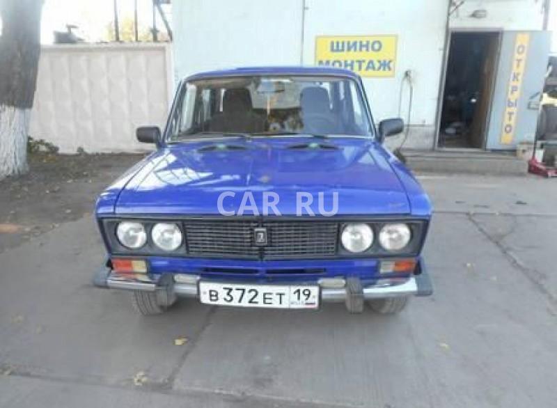 Lada 2106, Абакан