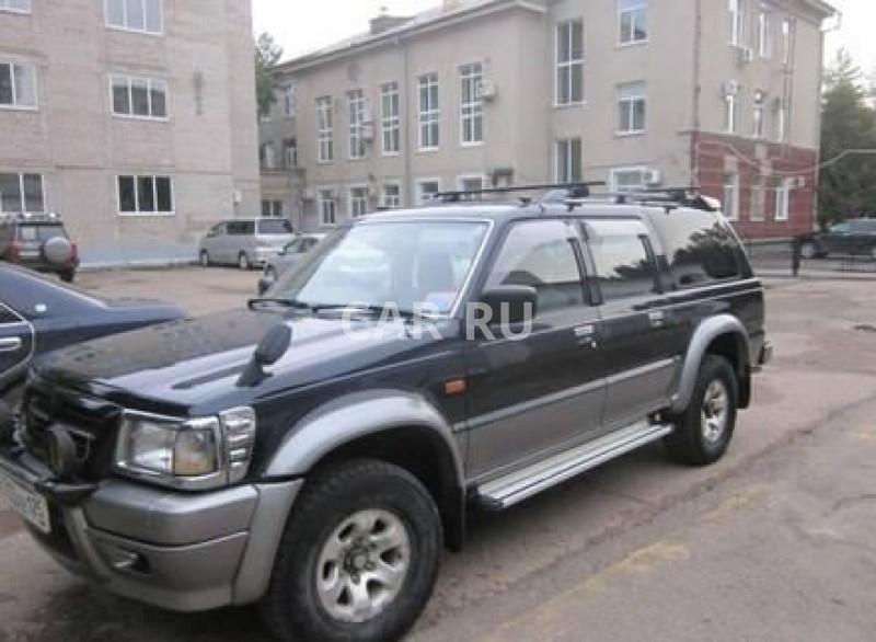 Mazda Proceed Marvie, Арсеньев