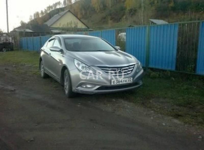 Hyundai Sonata, Алтайское