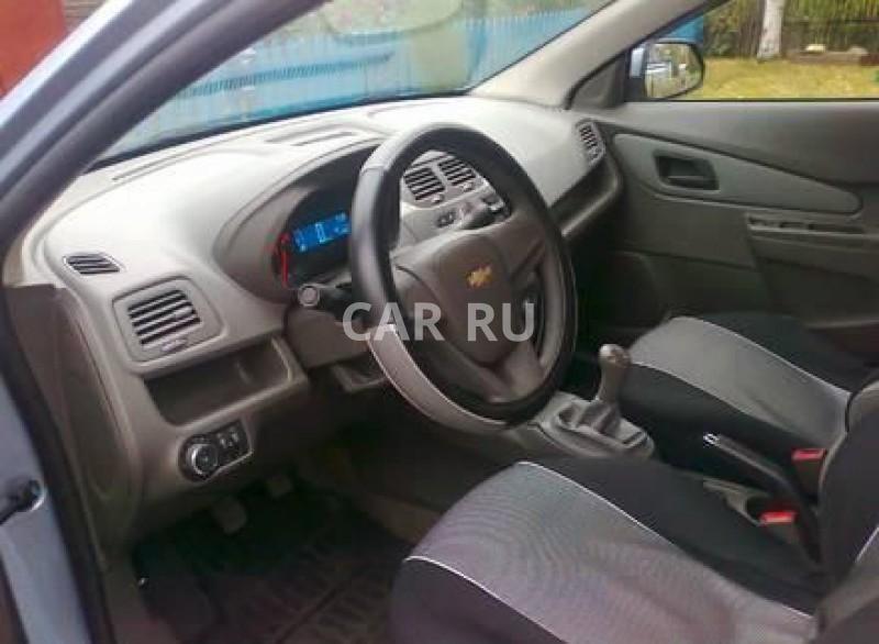 Chevrolet Cobalt, Анжеро-Судженск