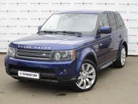 Land Rover Range Rover Sport, 2011 г. в городе Москва