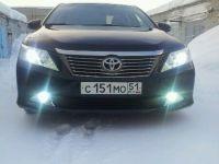 Toyota Camry, 2012 г. в городе Мурманск
